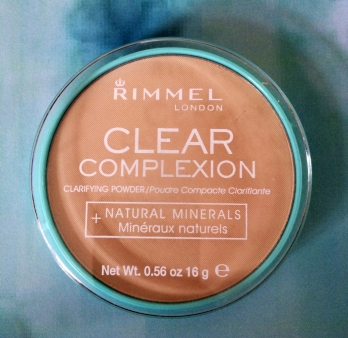 rimmel powder