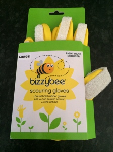 scour gloves