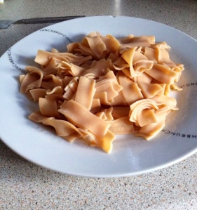pasta cooked