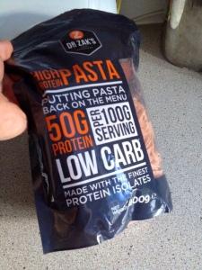 pasta packet